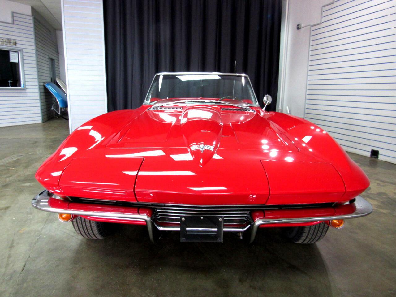1964 Red Chevrolet Corvette Convertible  | C2 Corvette Photo 7