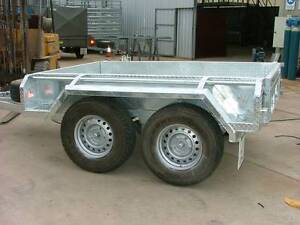 8X5 HOT DIP GALVANISED TRAILER Adelaide CBD Adelaide City Preview