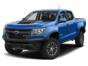 2019 Chevrolet Colorado JET BLACK