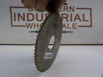 Martindale 4 X .67 X 1 72t Slitting Saws Blades