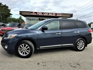 2014 Nissan Pathfinder SL|LEATHER|REARVIEW|