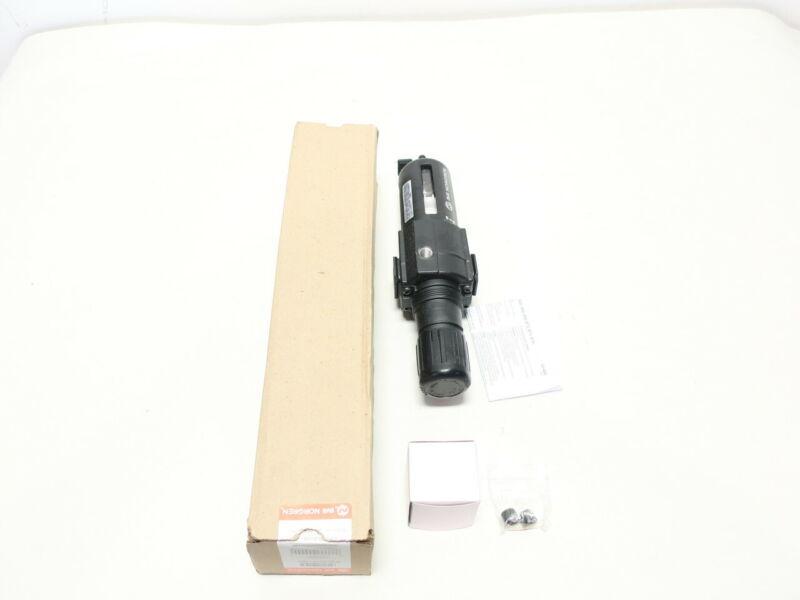 Norgren B74G-4AK-QP1-RMG Excelon Pneumatic Filter Regulator 1/2in Npt 5-150psi