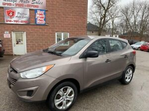 2012 Hyundai Tucson GL/AWD/2.4L/ONE OWNER/NO ACCIDENT/CERTIFIED