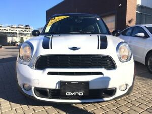 2013 MINI Cooper Countryman S ALL4, ACCIDENT FREE