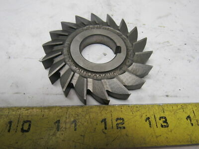 Utd Co. 3 X 38 X 1 Arbor Slitting Saw Blade Hss