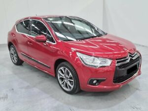 2014 Citroen DS4 F7 MY14 DSport THP 160 Red 6 Speed Automatic Hatchback