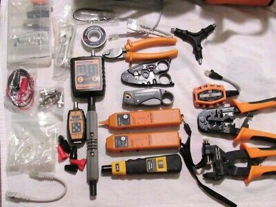 Paladin Greenlee 4932 Pa4932 Ultimate Technician Tool Kit Wbags