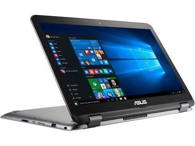 Asus VivoBook Flip R518UA-DH51T 15.6-inc 2.5GHz 256GB SSD, 8GB DDR4, Windows 10