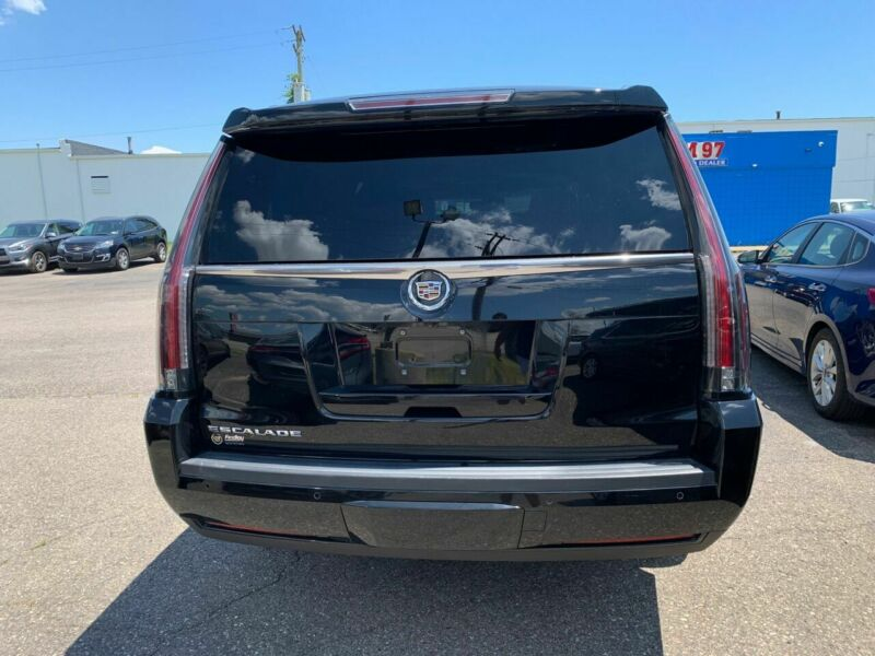 Image 6 Voiture American used Cadillac Escalade 2015