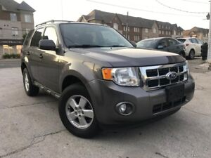 2010 Ford Escape Accident Free One Owner Alloys Wheels Low Milea