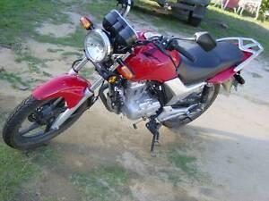 Honda CB 125 E 2015 model Glen Innes Glen Innes Area Preview