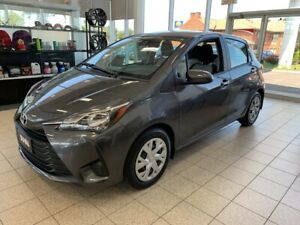 2018 Toyota Yaris LE BLUETOOTH AIR CLIMATISÉ 1 146 KM!!