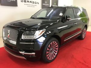 """2018 Lincoln Navigator RESERVE + TECH PACK + ROUES 22"""""""" + CUIR P"""