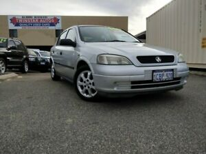 2005 Holden Astra TS MY05 Classic Equipe Silver 4 Speed Automatic Hatchback Malaga Swan Area Preview