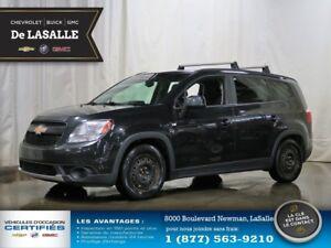2012 Chevrolet Orlando 7 PLACES//MANUELLE//BARRES DE TOIT// Real