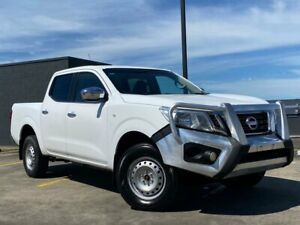 2016 Nissan Navara D23 S2 RX Polar White 7 Speed Sports Automatic Cab Chassis Blacktown Blacktown Area Preview