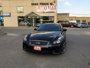 2008 Infiniti G37 Sport, Navigation, Rear View Camera, S package