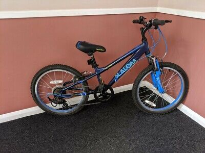 Children's/ Boy's Apollo Shalom Blue Bicycle in Great Condition( RECENT SERVICE)