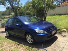 2002 Peugeot 307 XSE Hatchback Auto-4 Months REGO PRICE DROPPED!!! Arundel Gold Coast City Preview