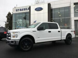 2016 Ford F-150 SUPERCREW XLT 3.5L ECO 6 seater / 135$ weekly