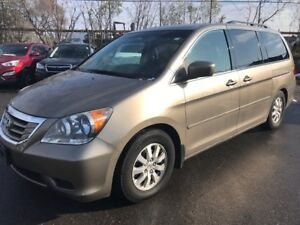 2010 Honda Odyssey EX-L LEATHER BACKUP CAM SUNROOF