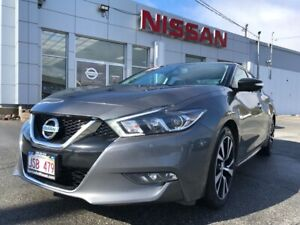 2018 Nissan Maxima SV Luxury and Performance at a Great Price!