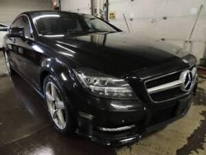 2012 Mercedes Benz CLS-Class CLS550 4MATIC, DRIVE ASSIST, NAVI,