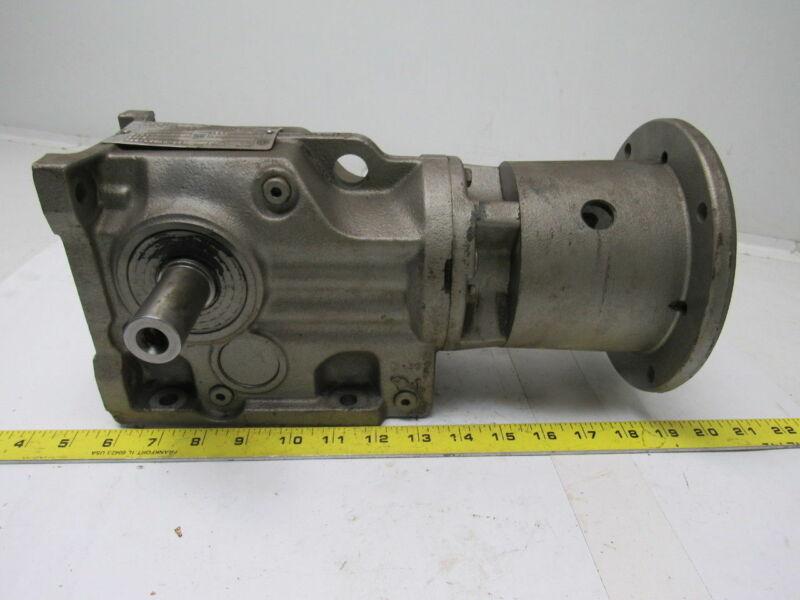 SEW-EURODRIVE K37LP145 5.36:1 Ratio Double Shaft Gear Box Speed Reducer