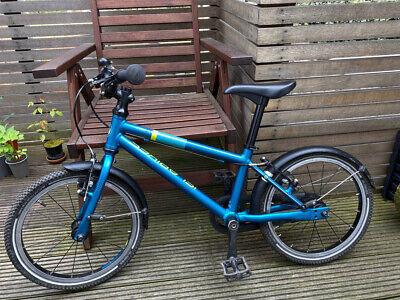 Islabike cnoc 16 blue, 2020 model. Age 4+