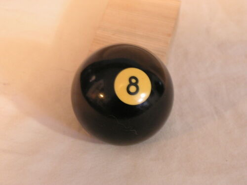 Single #8 Billiard Pool Ball Replacement 2.25 inch Regular Size Standard 2 1/4