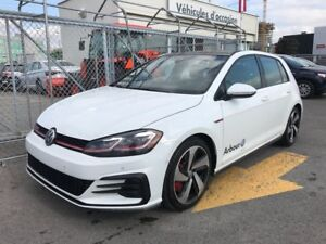2018 Volkswagen Golf GTI Demo Autobahn 2.0T automatique Demo
