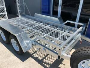 Tilting Plant Trailer 2 Tonne Molendinar Gold Coast City Preview