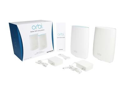 NETGEAR Orbi RBK50 High-Performance AC3000 Tri-Band Home Wi-Fi (Orbi Ac3000 High Performance Tri Band Wifi System)