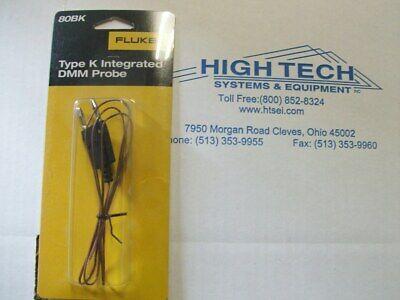 Fluke 80bk Type K Integrated Dmm Probe New