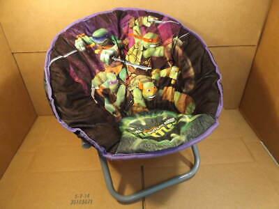 Teenage Mutant Ninja Turtle Themed Folding/Saucer Chair (Toddler Size)](Ninja Turtle Chair)