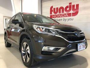 2015 Honda CR-V Touring w/Navi, factory remote start, $215.04 B/