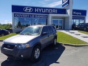 2007 Ford Escape XLT*AWD*AC*CRUISE*MAGS*DEMARREUR*