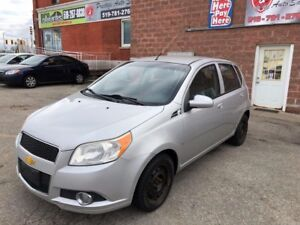 2009 Chevrolet Aveo ONE OWNER - NO ACCIDENT - SAFETY/WARRANTY IN