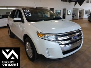 2013 Ford Edge LIMITED**GPS,TOIT PANORAMIQUE**