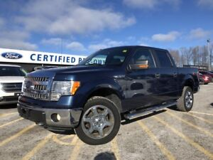 2014 Ford F-150 XLT 4X4|KEYLESS ENTRY|BLUETOOTH|FOG LAMPS