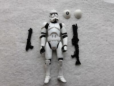 Star Wars Clone Trooper Quick Draw Action Revenge of the Sith