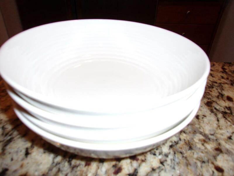 4 Royal Doulton Gordon Ramsay Maze all purpose bowls mint condtn low fast shipng