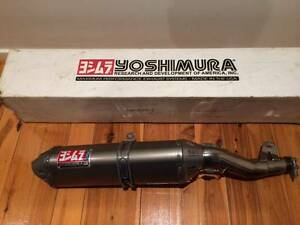 Yoshimura GSXR K5-K6 TRC slip on. Milperra Bankstown Area Preview