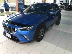 2016 Mazda CX-3 GT AWD! 6-Speed Automatic! Good on gas!