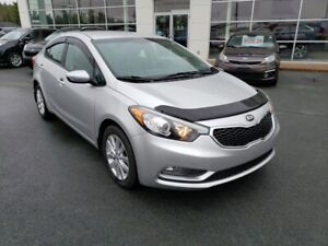 2014 Kia Forte lx+. Auto, air, heated seats. 1 owner trade.