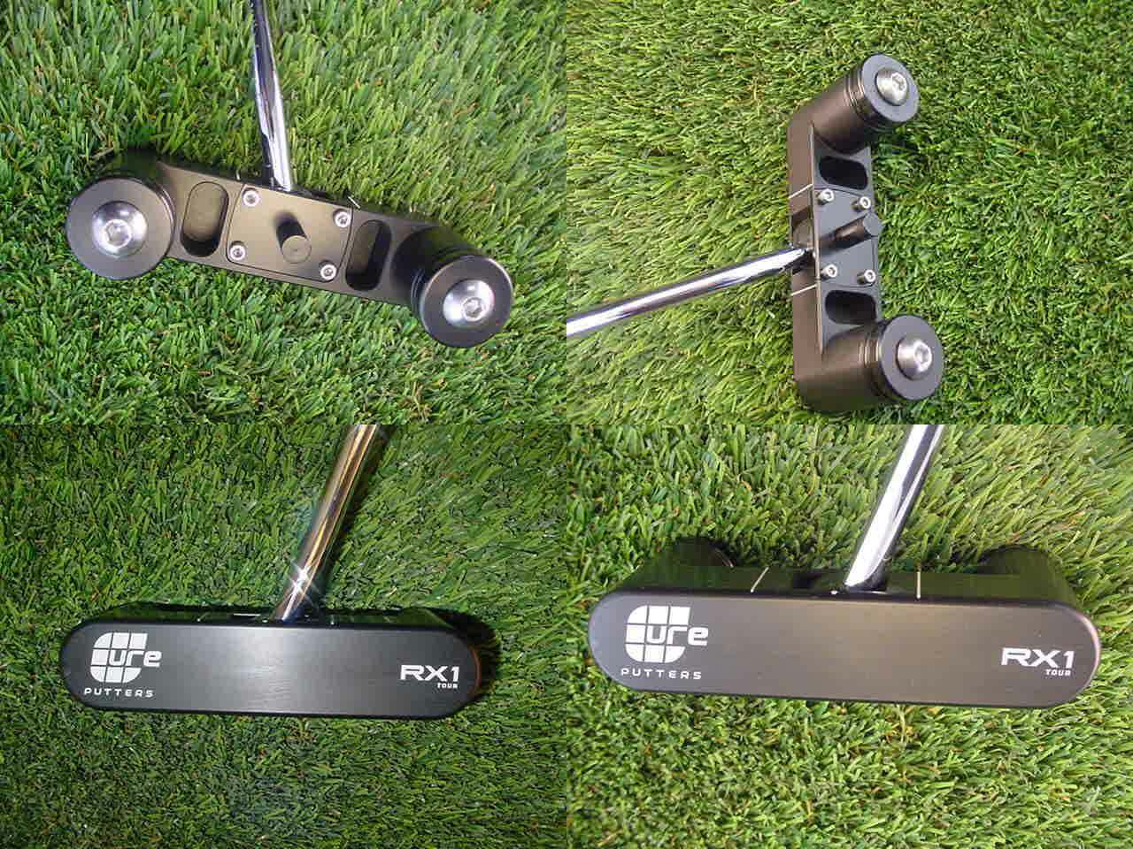 NEW ! CURE RX1 TOUR Golf Putter