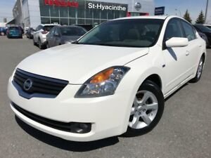 2008 Nissan Altima 2.5 SL CUIR TOIT OUVRANT BLUETOOTH  MAGS