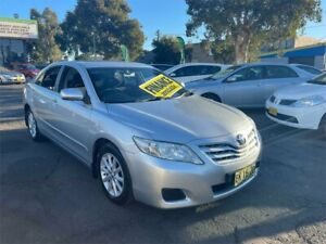 2011 Toyota Camry ACV40R Altise Silver 5 Speed Automatic Sedan Lidcombe Auburn Area Preview