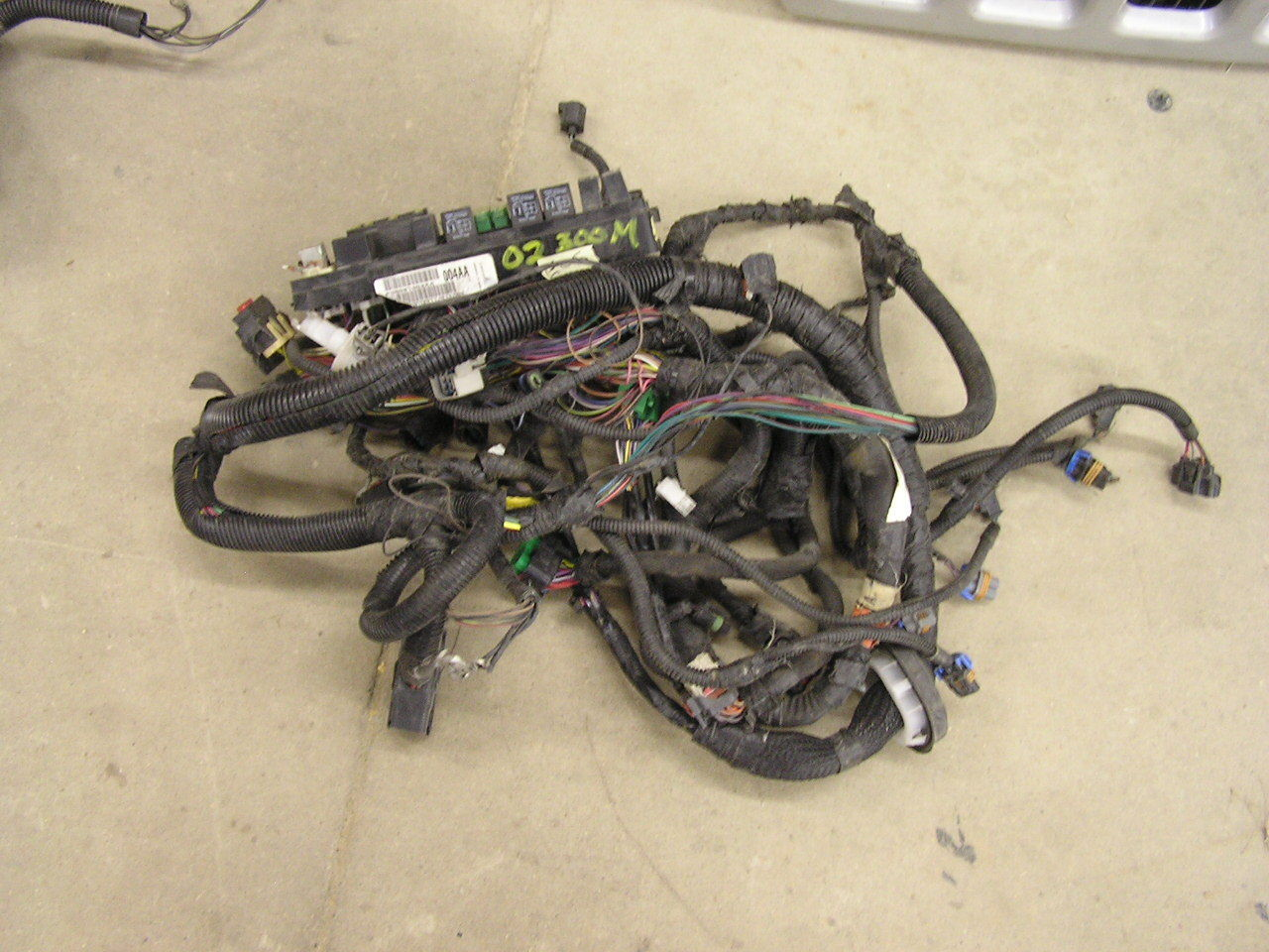 Used Chrysler Other Electric Vehicle Parts for Sale – Dodge Engine Compartment Wiring Harness