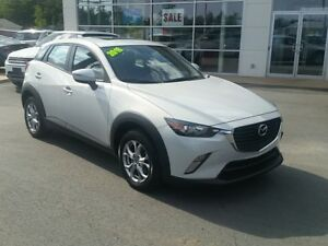 2016 Mazda CX-3 GS AWD Leather, Power roof. Warranty.